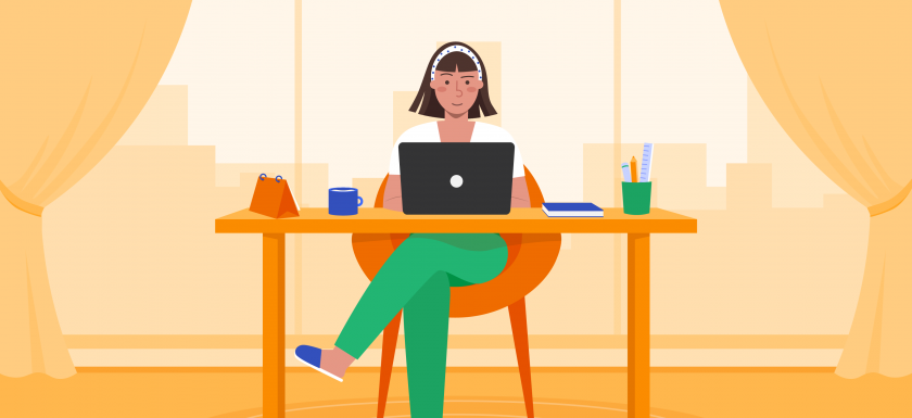 How To Be More Productive During Work From Home Period ...